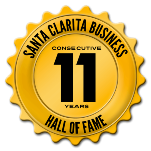 Santa Clarita Business Hall of Fame - Voted best performing arts school 11 consecutive years!