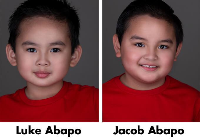 Luke & Jacob Abapo