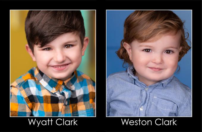 Wyatt & Weston Clark